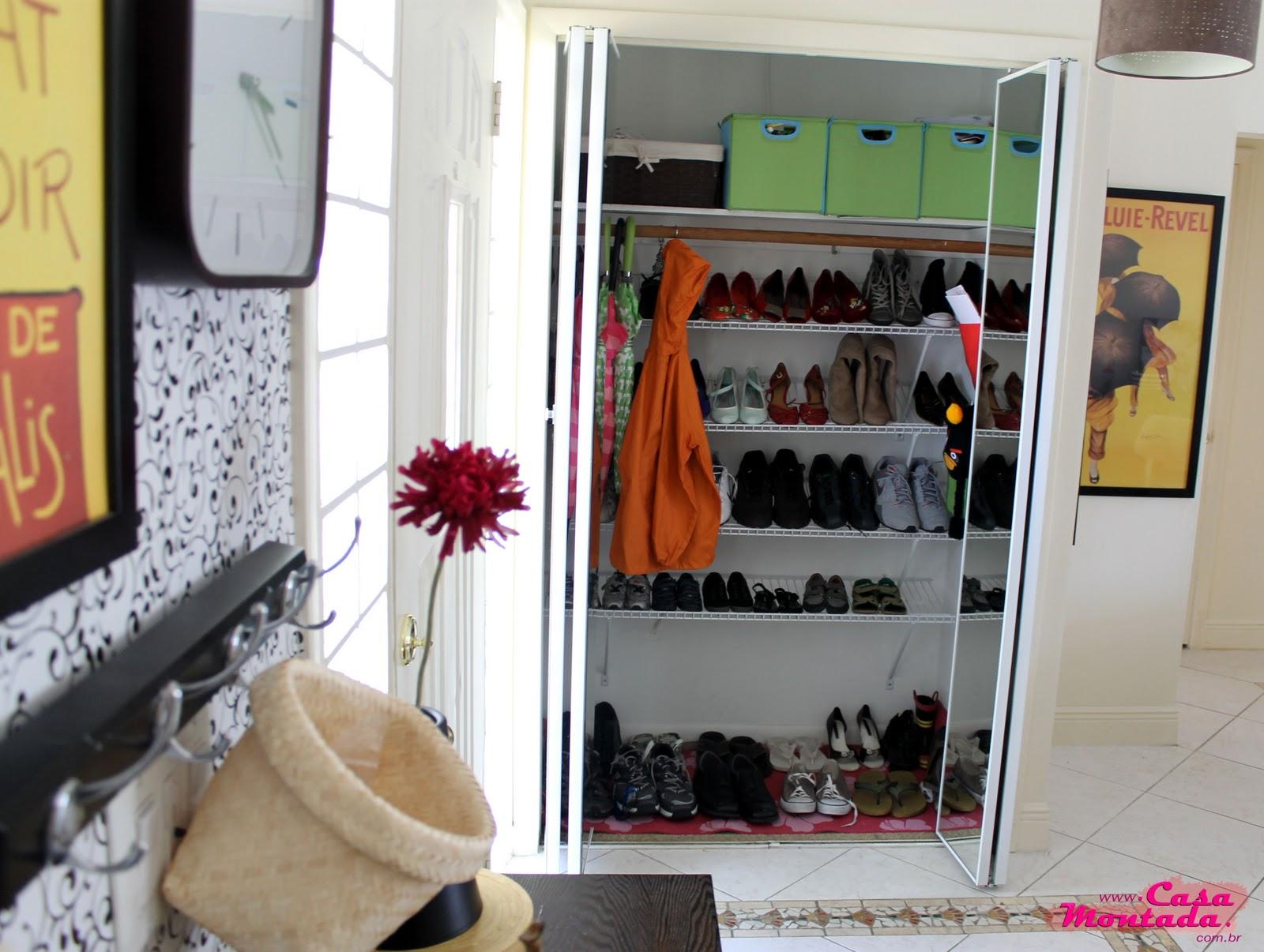 Monte seu closet em casa 6
