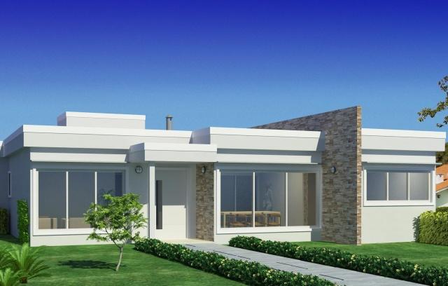 fachadas de casas modernas 6