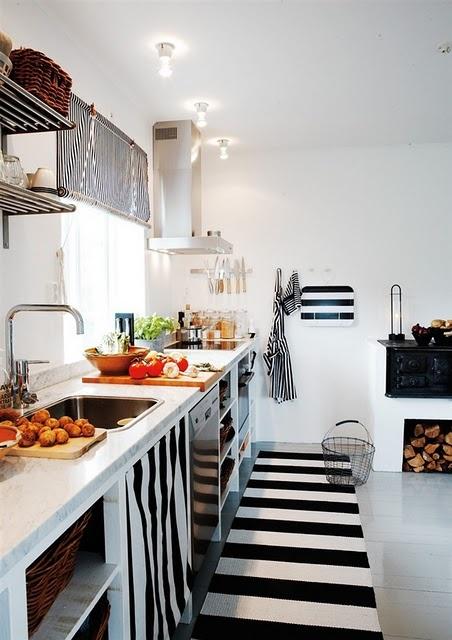 Cozinha pequena decorada 8