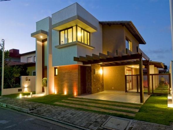 fachadas de casas modernas 8
