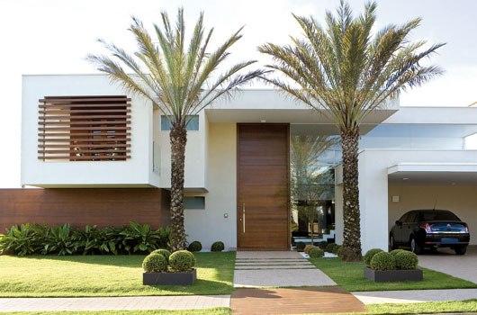 fachadas de casas modernas 9