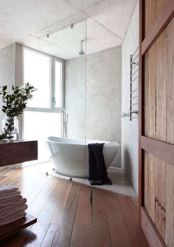 banheiras de hidromassagens na decoração