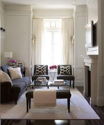 como decorar uma sala pequena 6