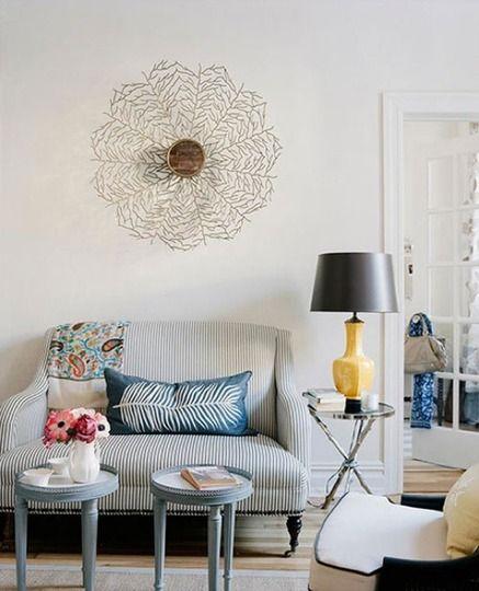 como decorar uma sala pequena 7