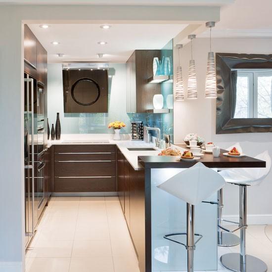 Cozinha planejada pequena - Aprovechar cocinas pequenas ...