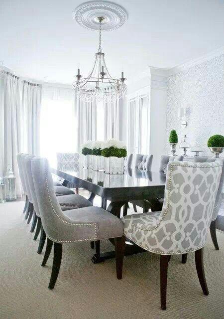 Dicas para decorar sua sala de jantar