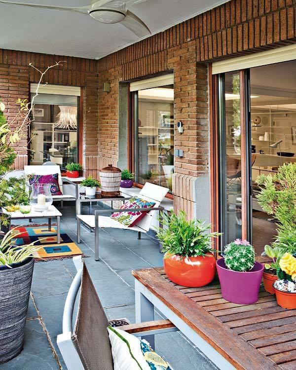 Reas externas decoradas for Decorar mi terraza