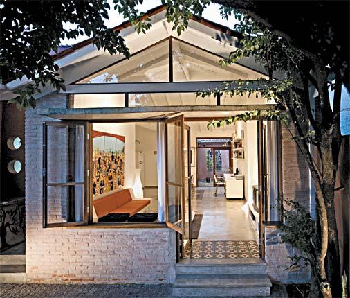 Casas de tijolo a vista 2