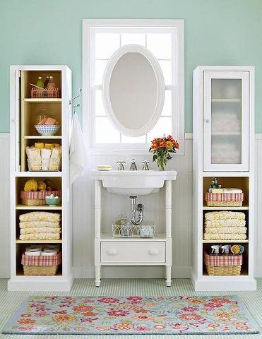 Como decorar o banheiro