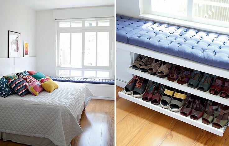 Como aproveitar pequenos espaços 9