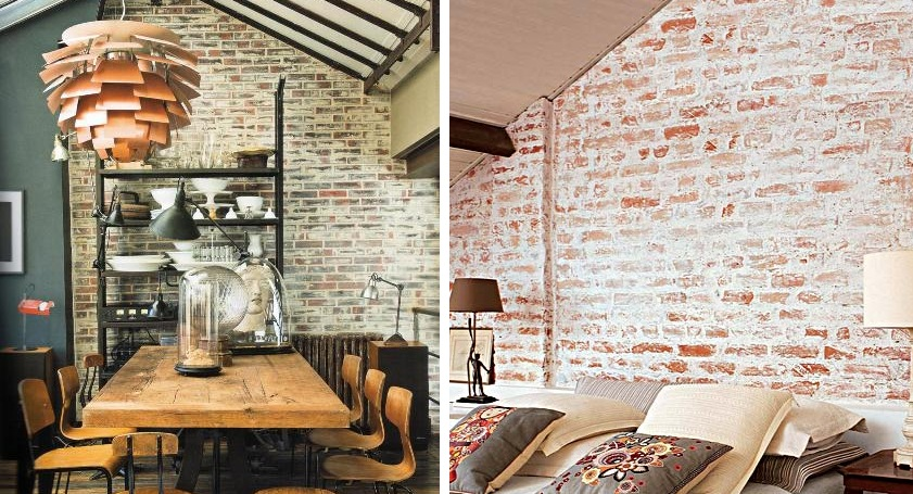 Como pintar uma parede de tijolos 8