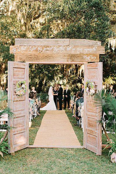 Decoração de casamento 2014