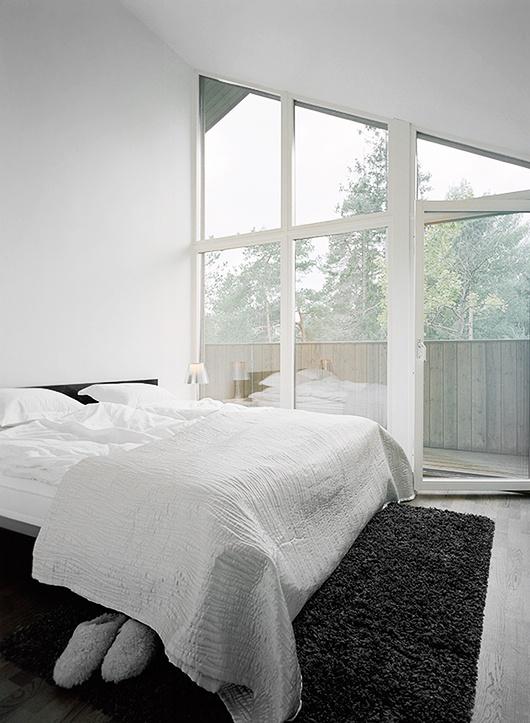 Decoração de quarto todo branco 12
