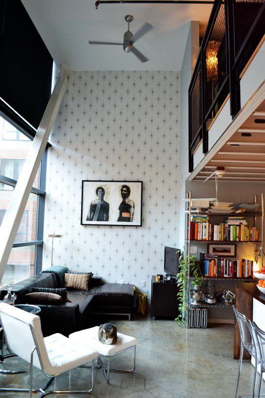 Fotos de apartamentos pequenos decorados 7