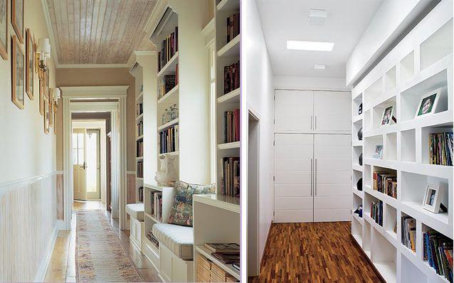 Fotos de decoração: corredor pequeno e decorado 2