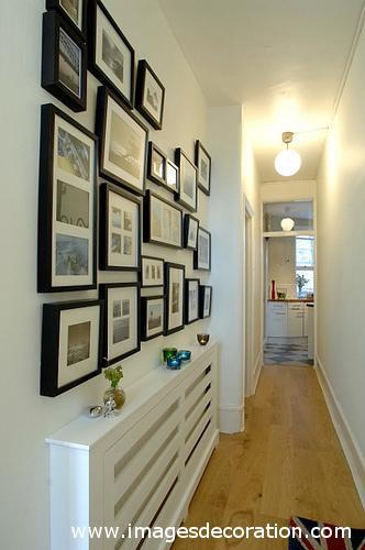 Fotos de decoração: corredor pequeno e decorado 3