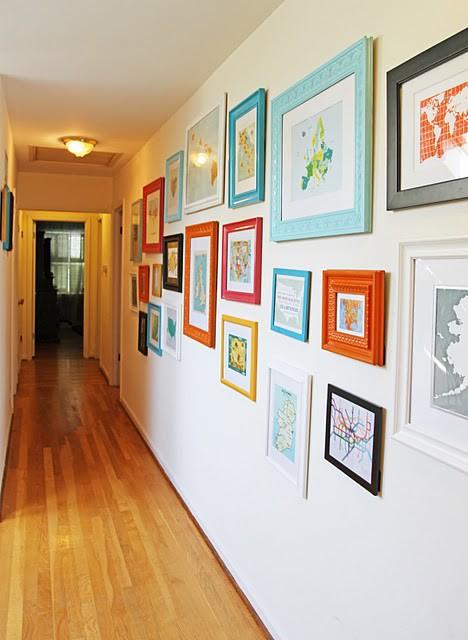 Fotos de decoração: corredor pequeno e decorado 4