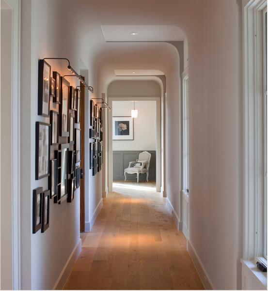 Fotos de decoração: corredor pequeno e decorado 5