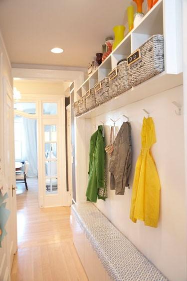 Fotos de decoração: corredor pequeno e decorado 6