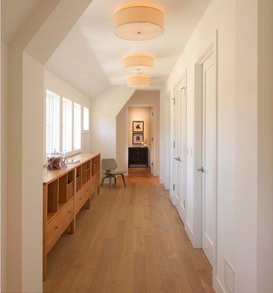 Fotos de decoração: corredor pequeno e decorado 7