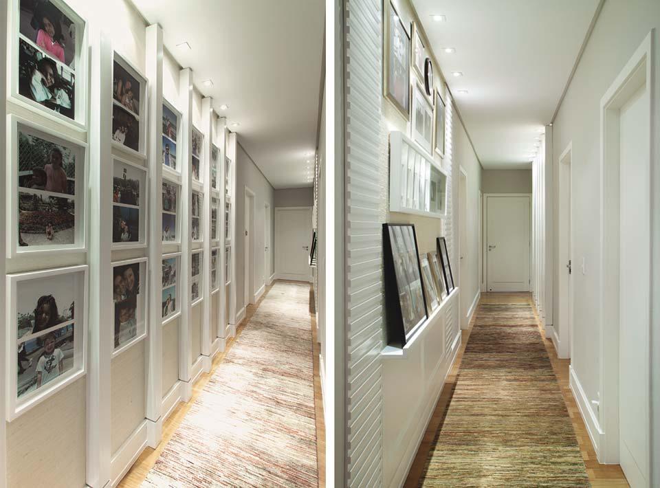 Fotos de decoração: corredor pequeno e decorado 8