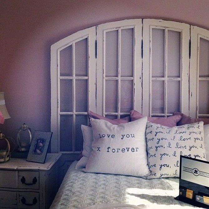 Ideias para cabeceiras de camas 10