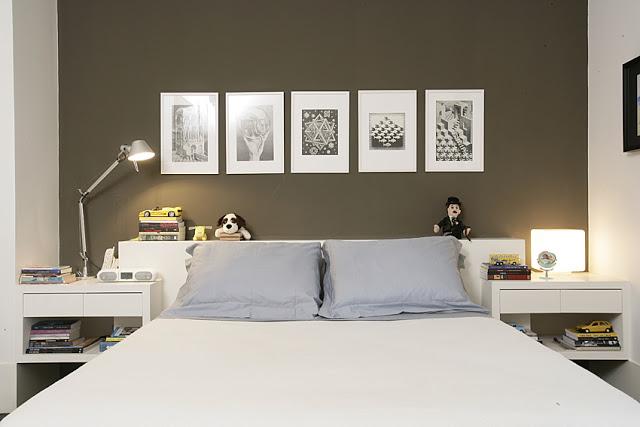 Ideias para cabeceiras de camas 4