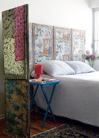 Ideias para cabeceiras de camas 5