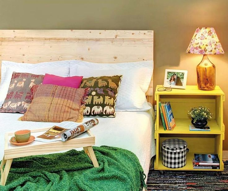 Ideias para cabeceiras de camas 9
