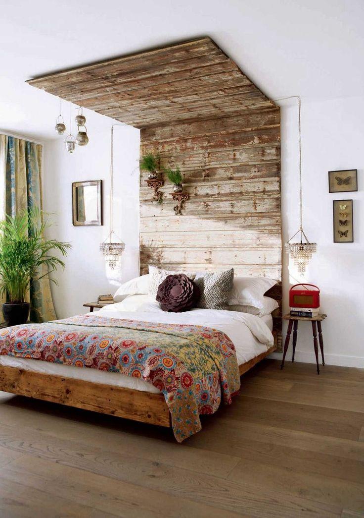Ideias para cabeceiras de camas