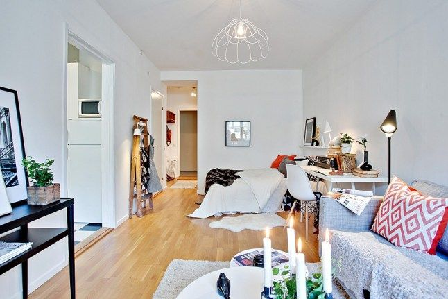 Móveis para pequenos espaços 10