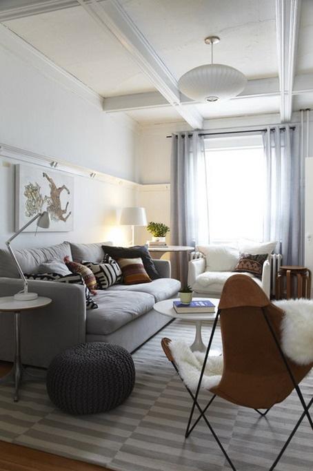 Móveis para pequenos espaços 11