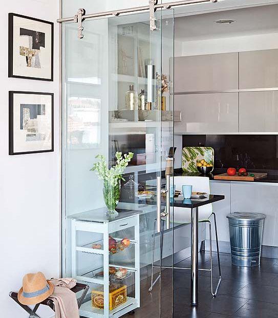 Móveis para pequenos espaços 4
