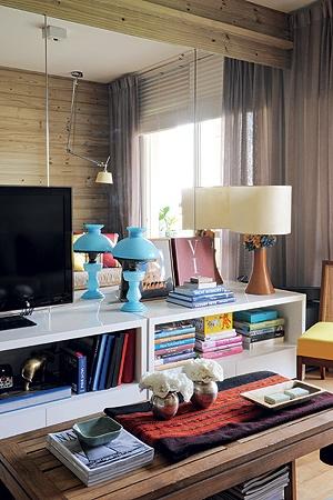 Móveis para pequenos espaços 7
