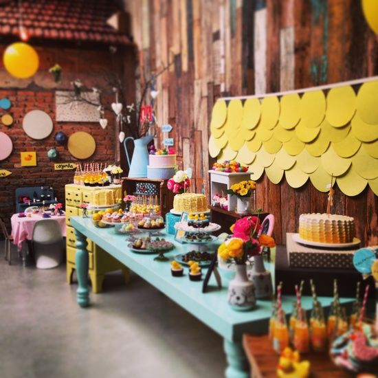 Temas para festas de aniversário infantis 3