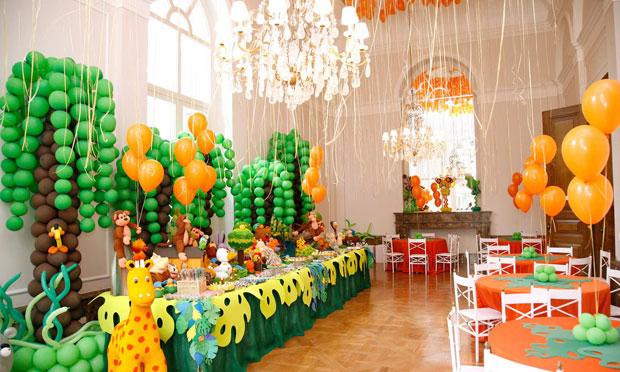 Temas para festas de aniversário infantis 6