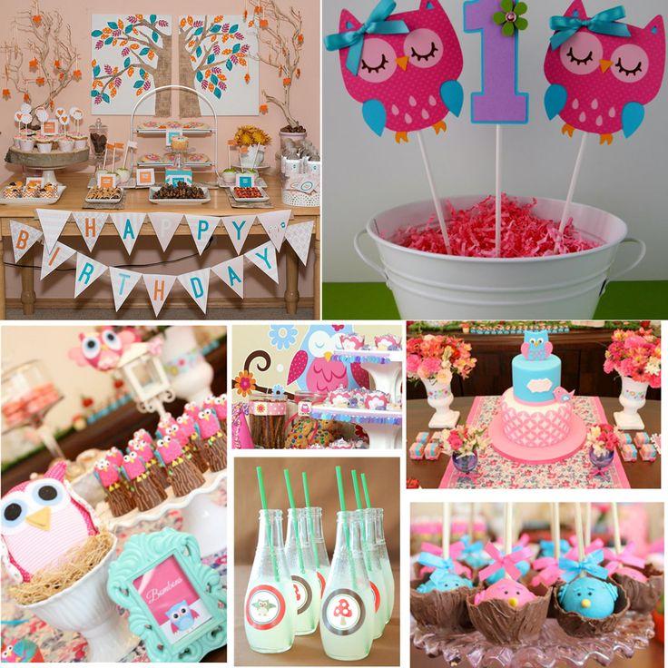Temas para festas de aniversário infantis 9