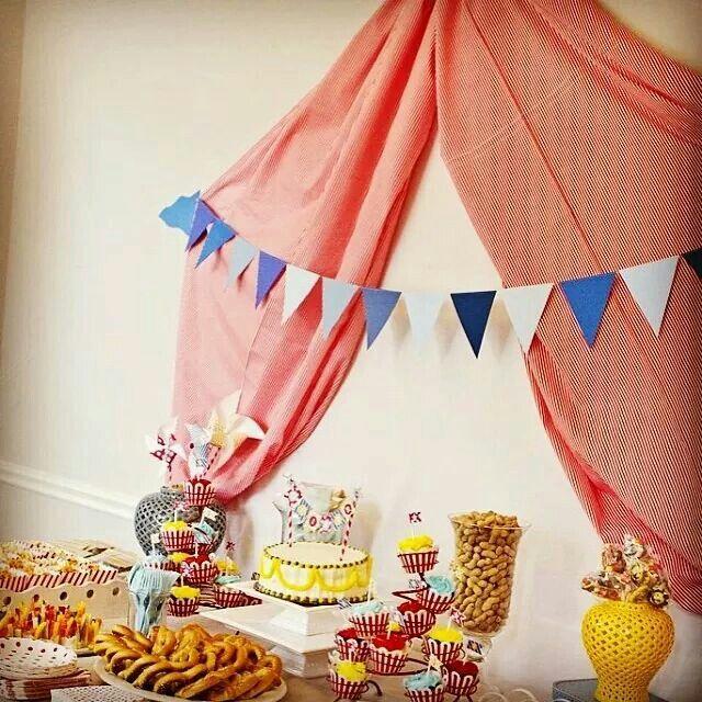 Temas para festas de aniversário infantis
