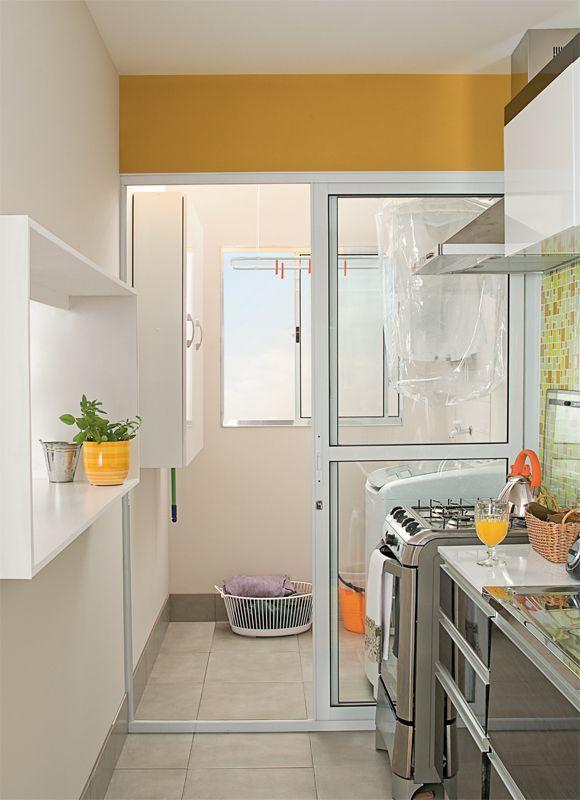cozinha com lavanderia 3