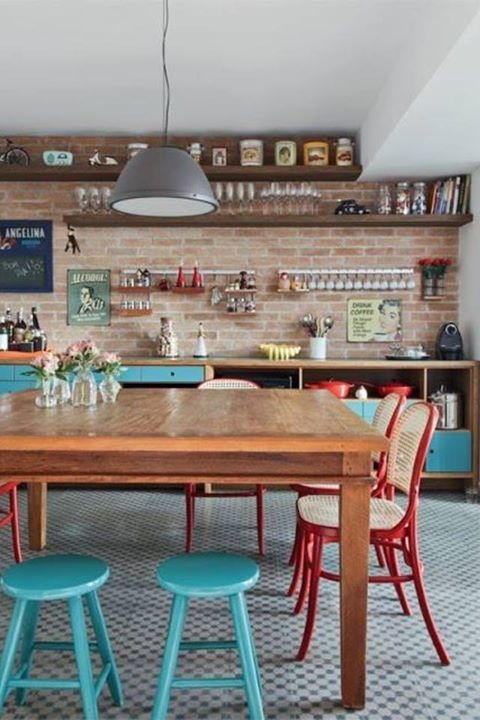 cozinhas vintage 2