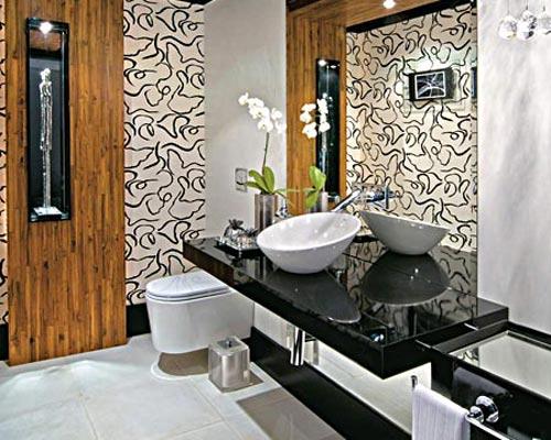 Louças no banheiro -> Loucas Banheiro Pequeno