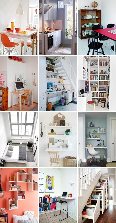 Móveis para pequenos espaços 2