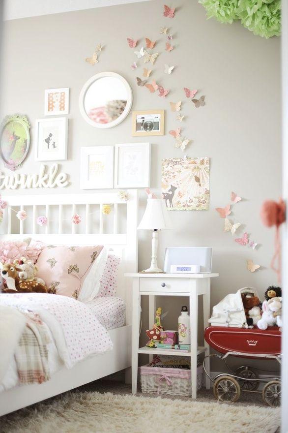 Dicas de decoração para quarto infantil feminino
