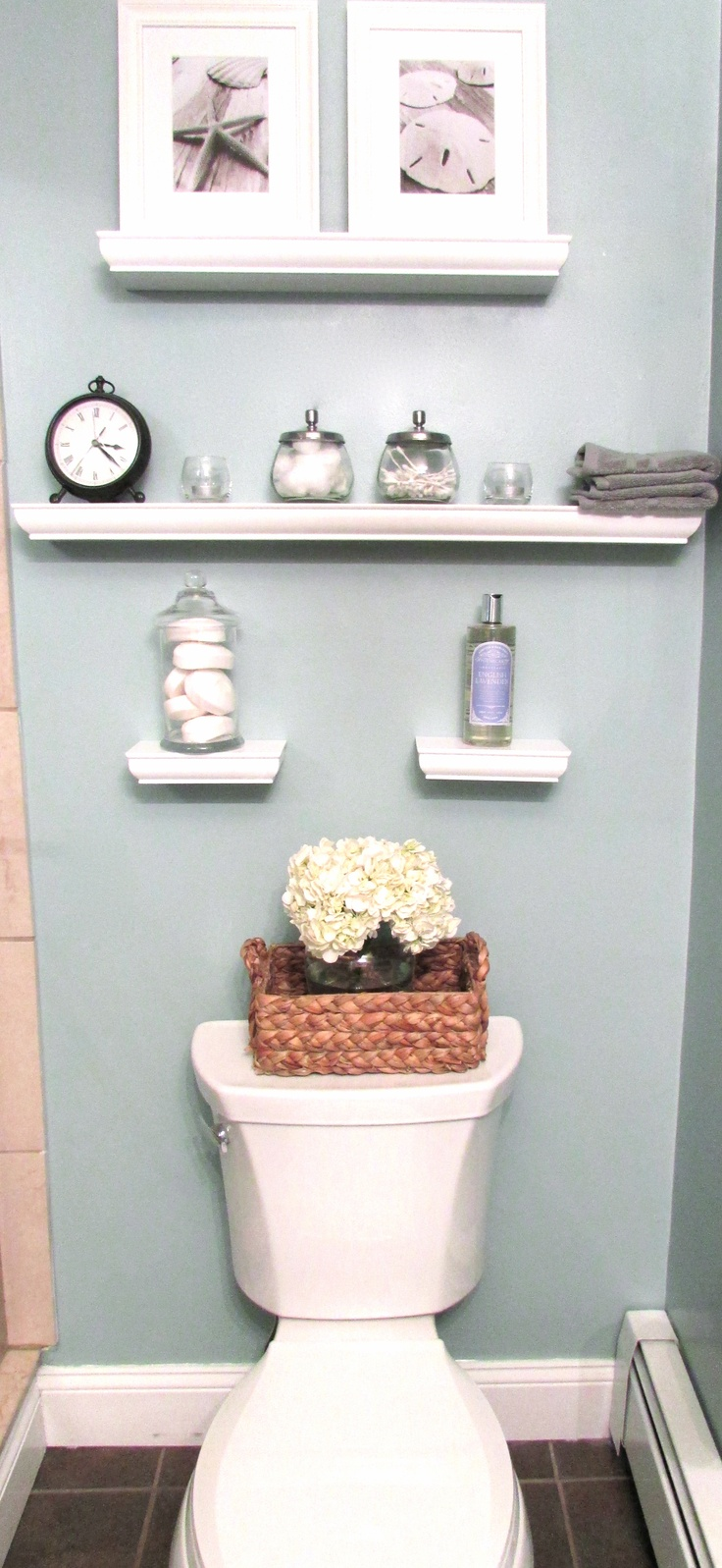 Como decorar banheiros pequenos 10