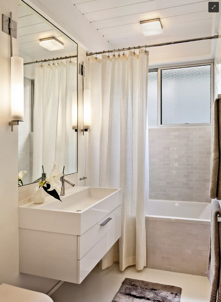 Como decorar banheiros pequenos 11