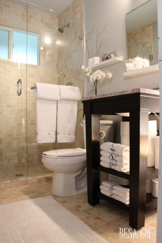 Como decorar banheiros pequenos 12