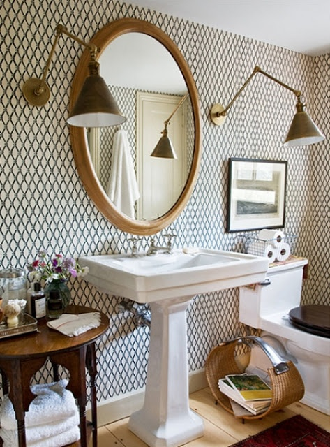 Como decorar banheiros pequenos 3
