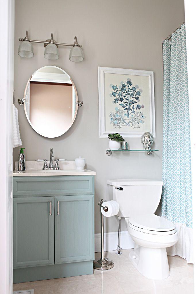 Como decorar banheiros pequenos 4