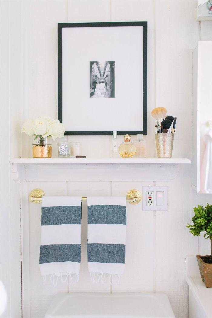 Como decorar banheiros pequenos 5