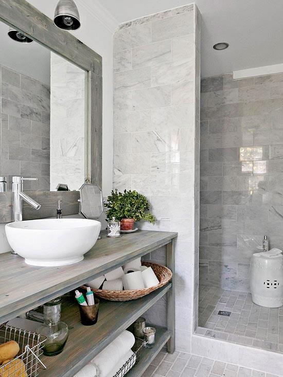 Como decorar banheiros pequenos 7